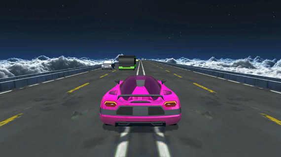 公路赛车2020无限金币版