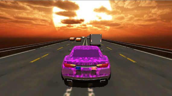 公路赛车游戏下载