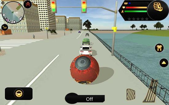 球形机器人游戏破解版