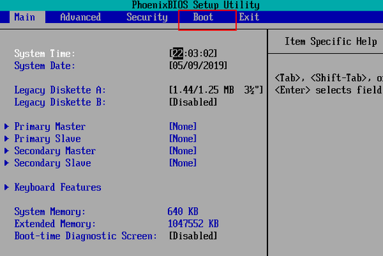 电脑开机提示no boot device found是什么意思 电脑开机提示no boot device found修复教程
