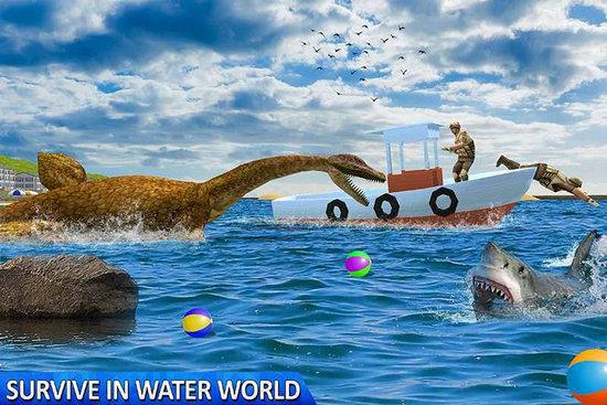 终极海恐龙怪物世界