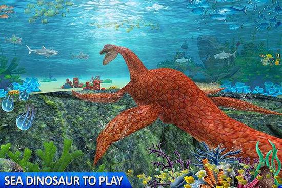 终极海恐龙怪物世界破解版下载