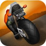 公路骑士摩托车赛车手游戏