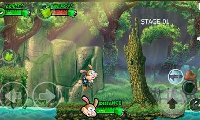 奔跑的兔子游戏破解版下载