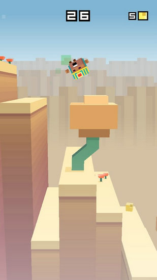跳跃峡谷游戏下载