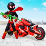火柴人摩托车超级英雄安卓版