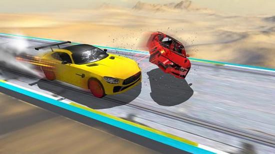 高速桥梁赛车游戏汉化版
