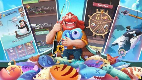 渔夫的钓鱼挑战游戏下载