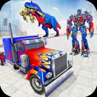 警车机器人游戏安卓版