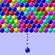 泡泡射手游戏
