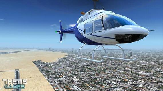 直升机模拟器游戏下载