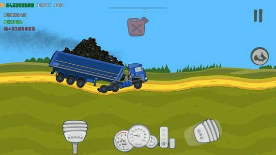 超载卡车无限金币版