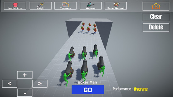 人偶战斗模拟器2游戏破解版