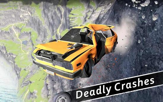 车祸测试模拟器3D游戏破解版