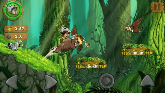 丛林探险2破解版