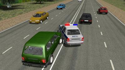 交通警察模拟器中文版下载
