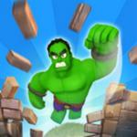 绿巨人奔跑粉碎手游