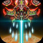 天空猛禽太空入侵者游戏