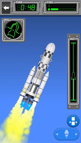 太空航天局无限金币版