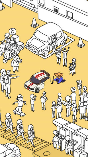 画个车游戏