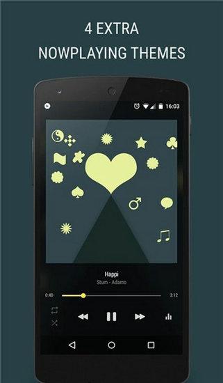 黑色音乐播放器app下载