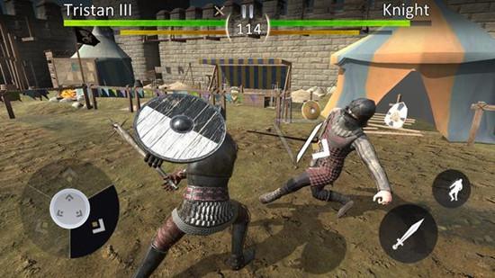 骑士决斗2荣誉和荣耀中文版