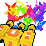 彩色轰炸3D无限金币版