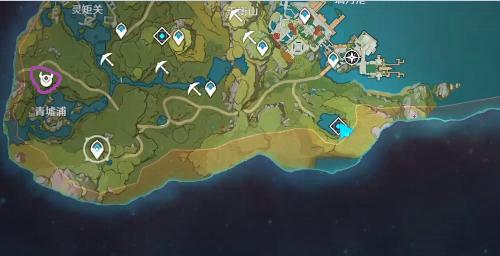 原神1.1版本新增的6个宝箱位置在哪 原神1.1版本新增的6个宝箱位置分享