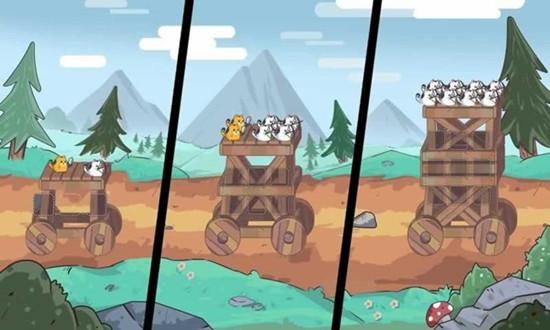 猫咪守卫战无限金币版