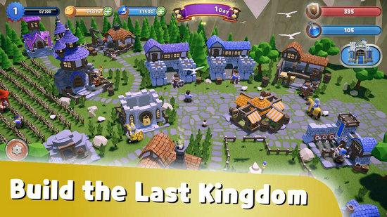 最后一个王国防御游戏汉化版