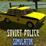 苏联警车模拟器中文版
