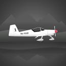 飞行模拟器2D真实沙盒模拟中文版