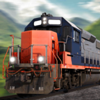 经典蒸汽火车模拟器游戏