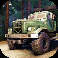 苏联越野卡车司机无限金币版