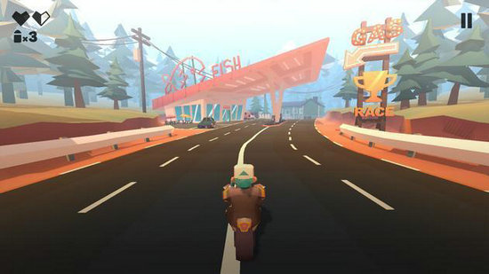 地狱摩托3中文版