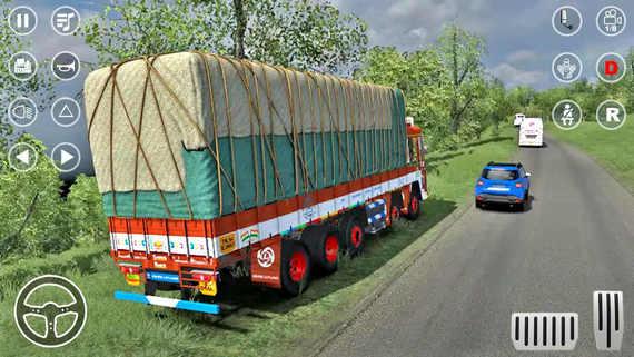印度卡车模拟器无限金币手机版