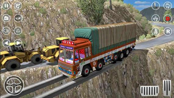 印度卡车模拟器破解版下载