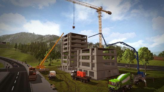 模拟建筑2015手游下载