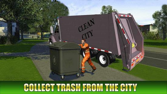 垃圾卡车驾驶模拟器最新版