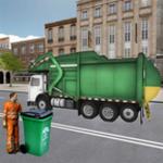 垃圾卡车驾驶模拟器无限货币版