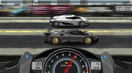短程高速赛车无限金币手机版