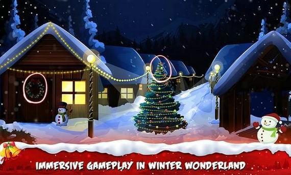 圣诞房间逃生游戏下载