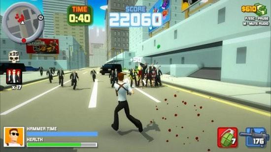 方块人城市游戏破解版