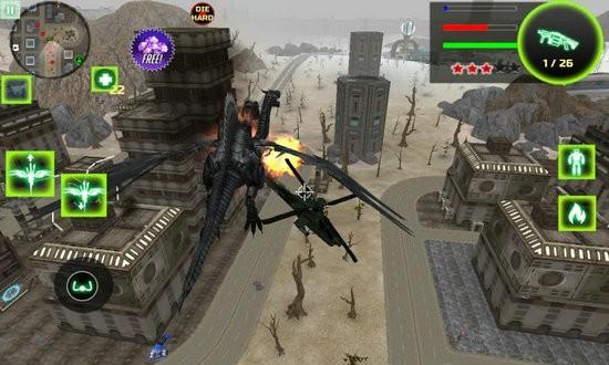 飞龙变形机器人2内购破解版
