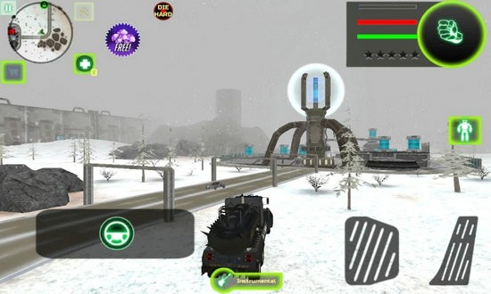 飞龙变形机器人2无限技能点版