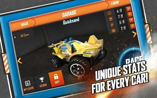 风火轮赛车游戏下载