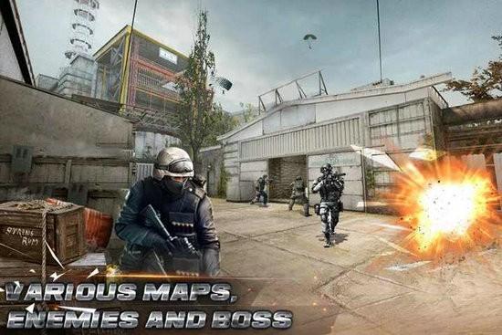 爆击FPS射击无限子弹版