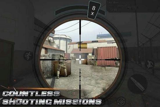 爆击FPS射击