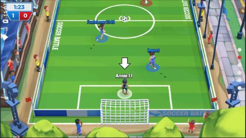 足球之战游戏手机版