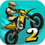 疯狂越野摩托车2游戏